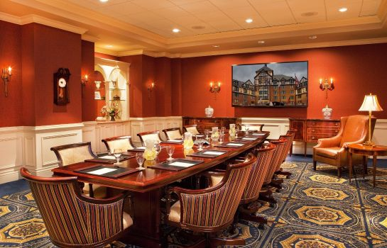 Tagungsraum Hotel Roanoke - Conference Center Curio Collection by Hilton