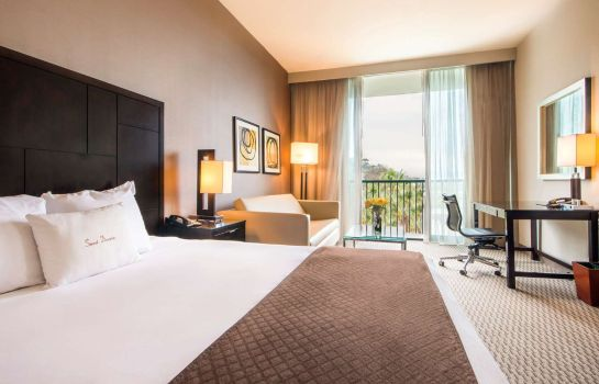 Zimmer DoubleTree by Hilton San Diego - Hotel Circle