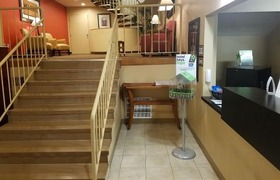 Hotelhalle Extended Stay America Sawmill