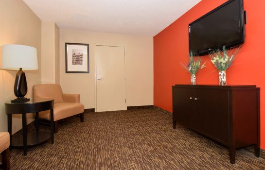 Lobby Extended Stay America Craig Rd