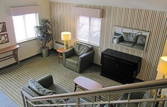 Hotelhalle EXTENDED STAY AMERICA HAYWOOD