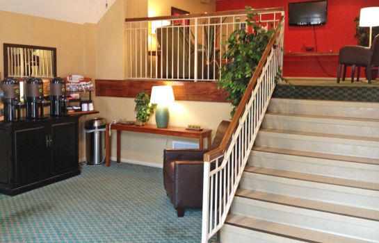 Hotelhalle Extended Stay America Wildwood