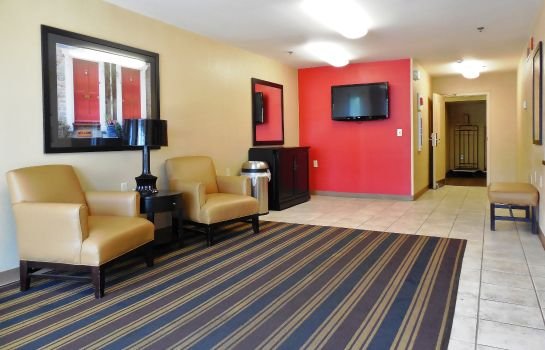 Hotelhalle Extended Stay America Charleston Northwoods Blvd