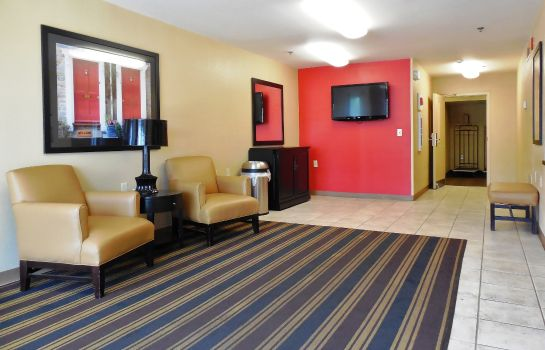 Hotelhalle Extended Stay America Wake Tow