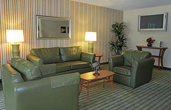 Hotelhalle EXTENDED STAY AMERICA HWY 290