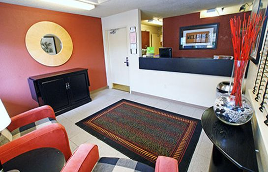 Hotelhalle Extended Stay America Chattanooga