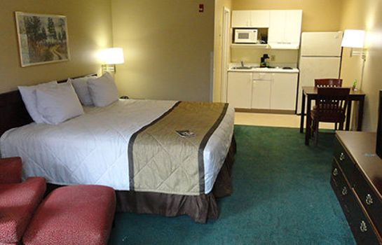 Zimmer EXTENDED STAY AMERICA LITTLE R