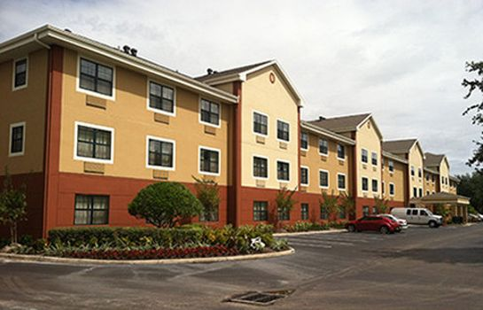Vue extérieure Extended Stay America Sports C