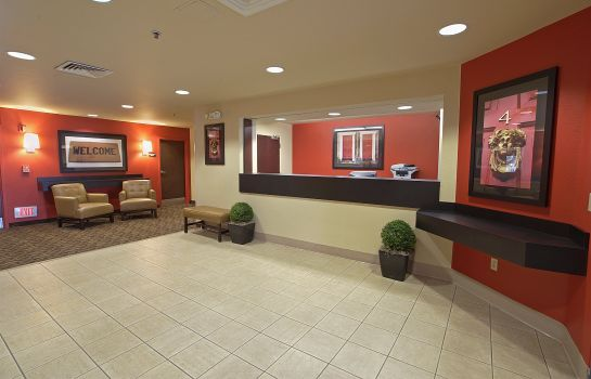 Lobby Extended Stay America S Ft Way