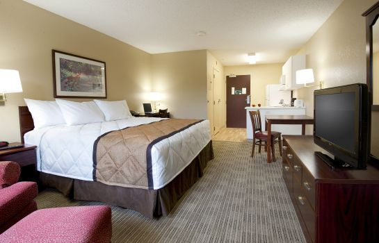 Zimmer EXTENDED STAY AMERICA ROANOKE