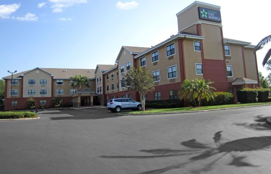 Außenansicht Extended Stay America Clearwtr