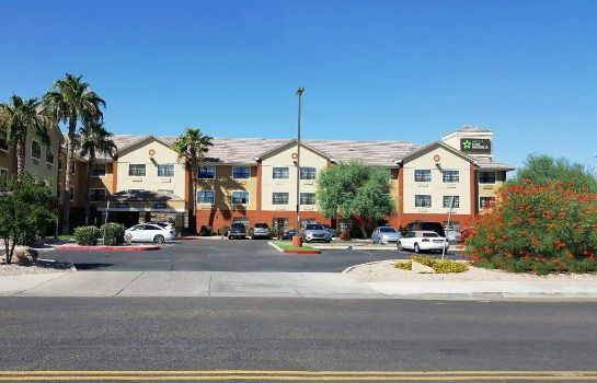 Buitenaanzicht Extended Stay America Mesa