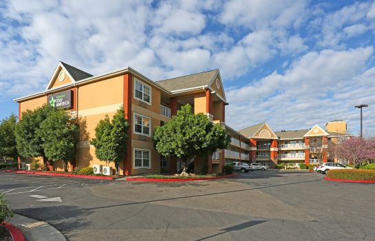 Vue extérieure Extended Stay America Fresno N