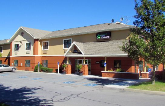 Außenansicht Extended Stay America Albany S