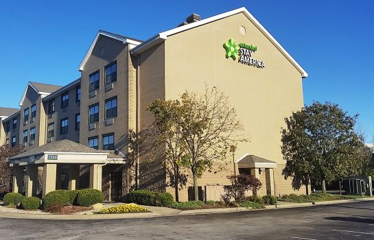 Vista exterior Extended Stay America Turfway