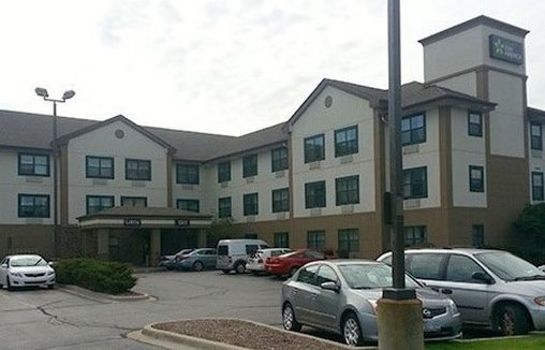 Vue extérieure Extended Stay America OHare
