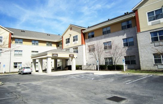 Exterior view Extended Stay America Dublin