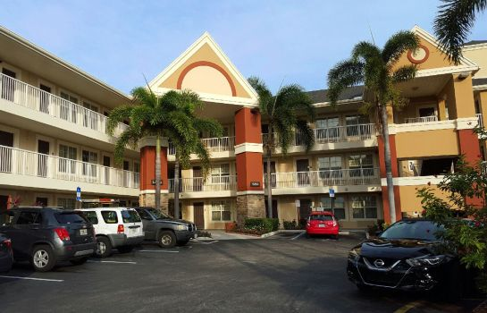 Außenansicht Extended Stay America FLL Cypress Crk Andrews Ave