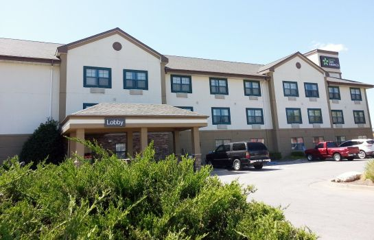 Vista esterna Extended Stay America OKC Air