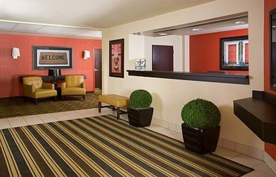 Hotelhalle Extended Stay America Phoenix Airport