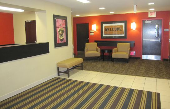 Hotelhalle EXTENDED STAY AMERICA VANCOUVE