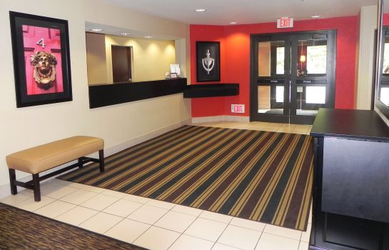Hotelhalle Extended Stay America Park Rd