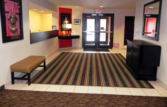 Hotelhalle Extended Stay America Charlotte University Place