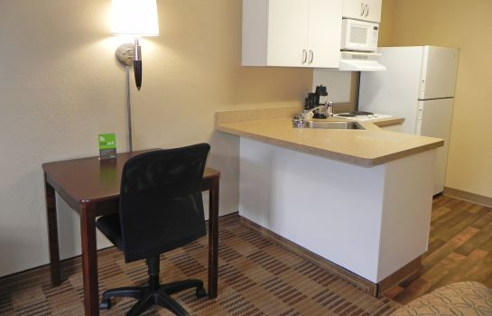 Zimmer Extended Stay America Charlotte University Place