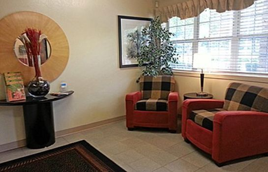 Hotelhalle EXTENDED STAY AMERICA SYCAMORE