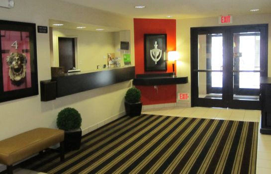 Hotelhalle Extended Stay America Huntingt