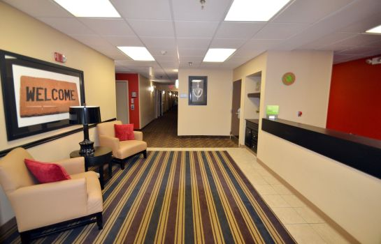 Hotelhalle Extended Stay America Albany S