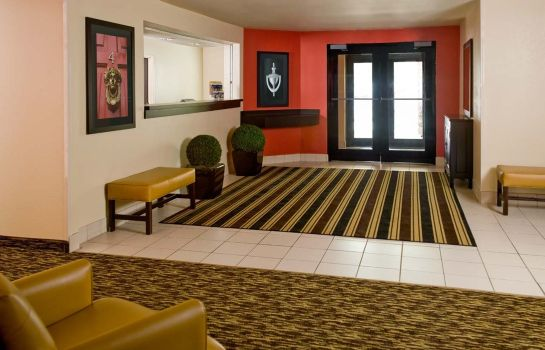 Lobby EXTENDED STAY AMERICA OHARE