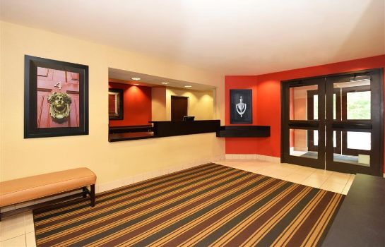 Hall de l'hôtel Extended Stay America OHare