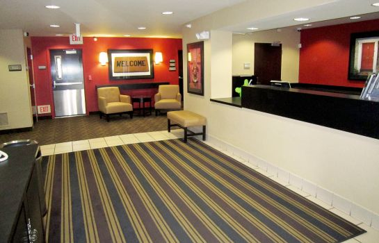 Hall Extended Stay America Dublin
