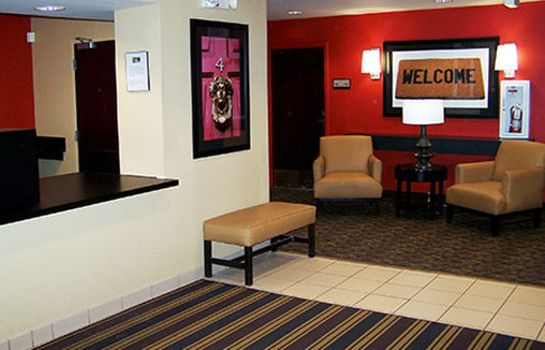 Lobby Extended Stay America Eden Prairie Valley View Rd