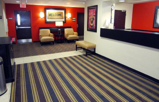 Hotelhalle Extended Stay America Tampa North USF Attractions