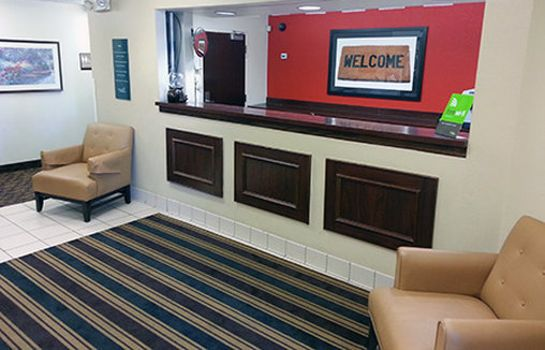 Hotelhalle Extended Stay America OKC Air