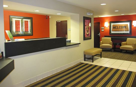 Hol hotelowy Extended Stay America Milpitas