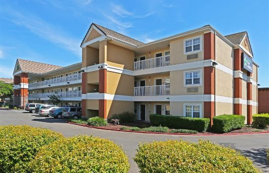 Vue extérieure Extended Stay America Northgat