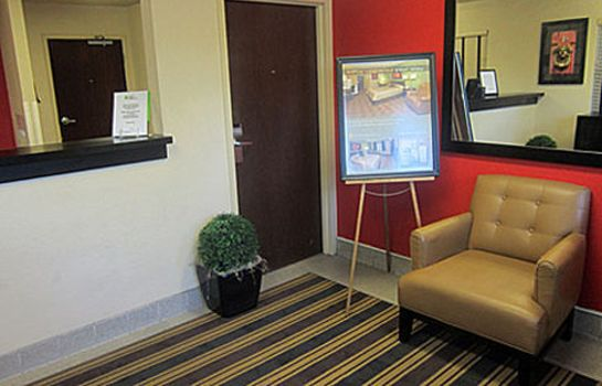 Hotelhalle EXTENDED STAY AMERICA NORTHGAT
