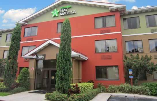 Exterior view Extended Stay America Cyp Cr