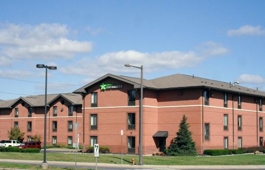Widok zewnętrzny Extended Stay America PHL Airport Bartram Ave