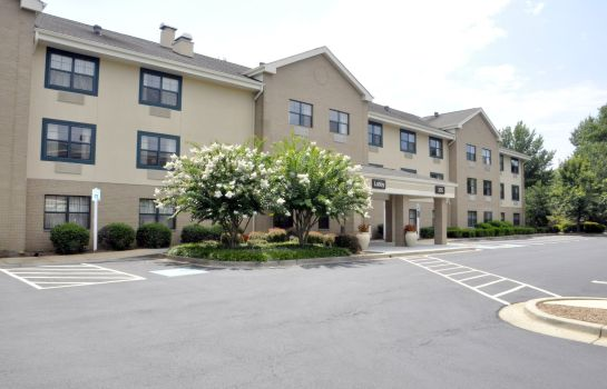 Exterior view Extended Stay America Gaithers
