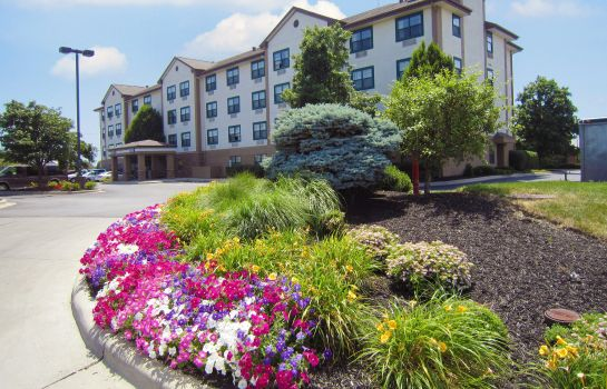 Vista exterior Extended Stay America Worthington