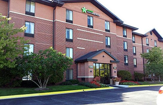 Außenansicht Extended Stay America Lombard