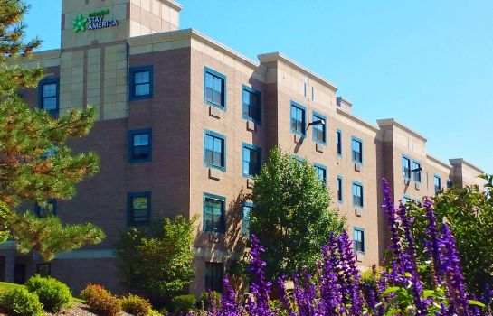 Vista exterior EXTENDED STAY AMERICA DEARBORN