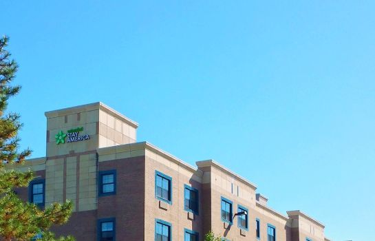 Vue extérieure Extended Stay America Dearborn