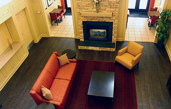 Hotelhalle EXTENDED STAY AMERICA PINEVILL