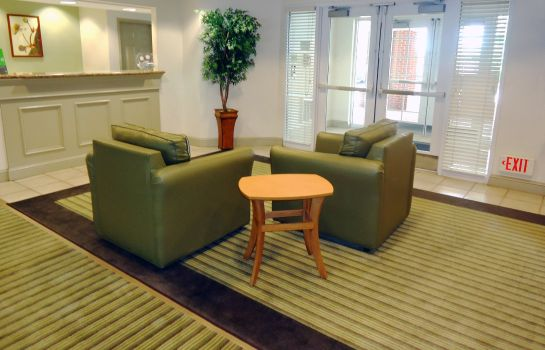 Hotelhalle Extended Stay America GSO Air