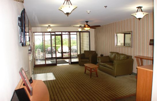 Lobby Extended Stay America Pittsburgh Airport
